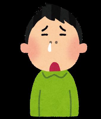 鼻詰まり〜原因と治療について〜