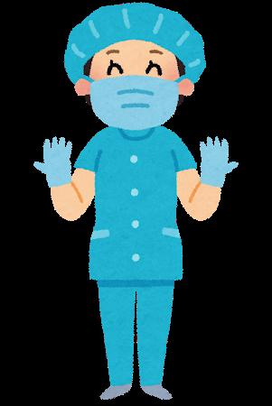 手術室 麻酔器について